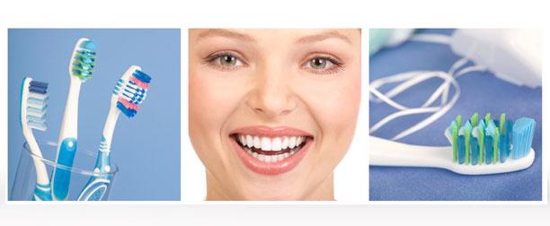 trocar escova de dente